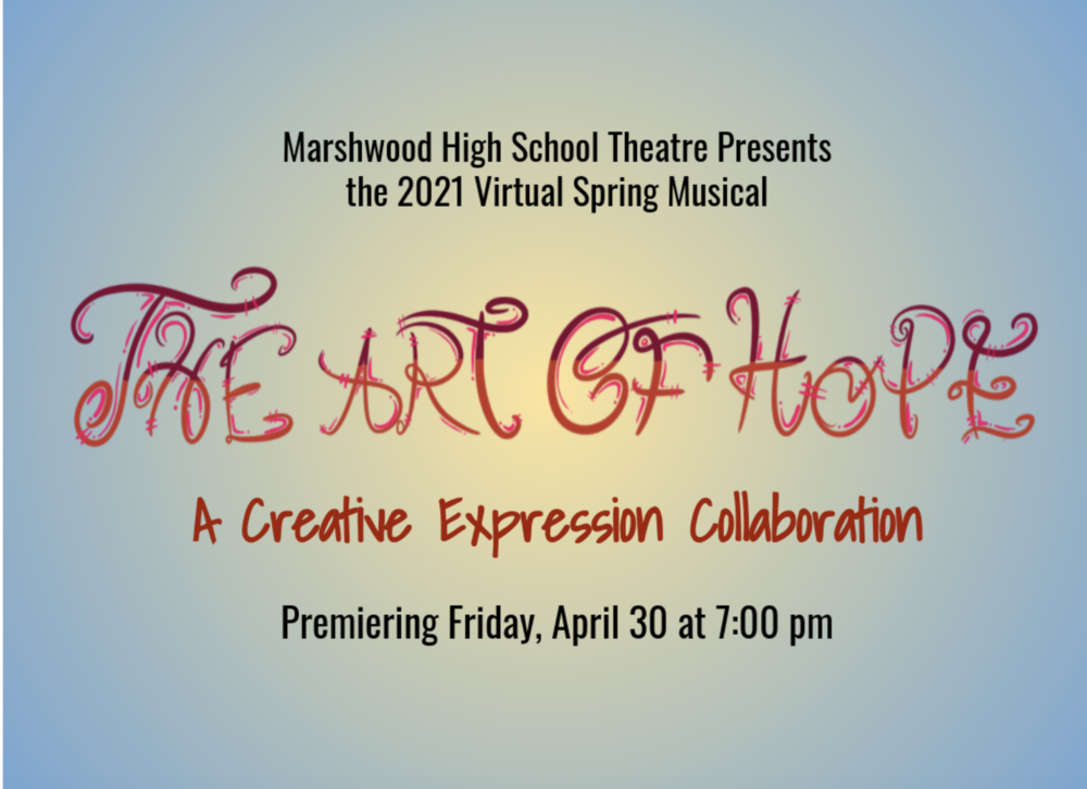 Marshwood High School Presents